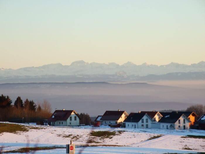 南ドイツ 風景